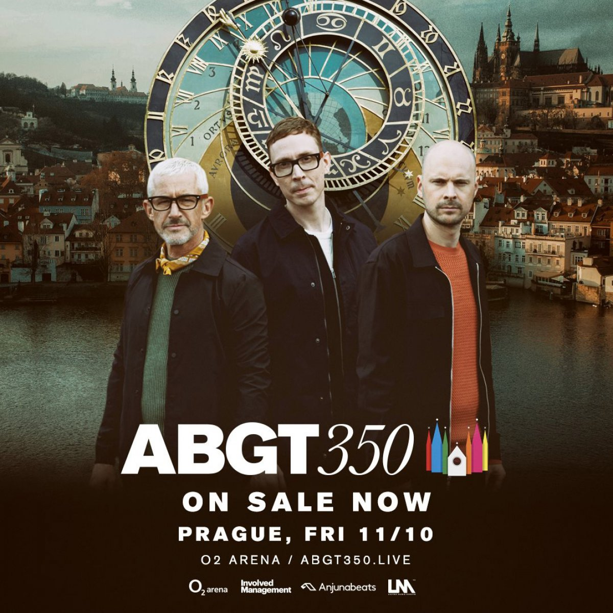 Above & Beyond: Group Therapy 350