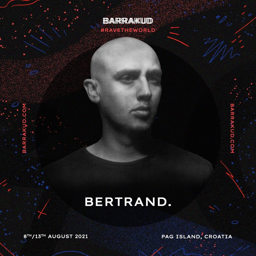 BARRAKUD Festival 2021 Bertrand