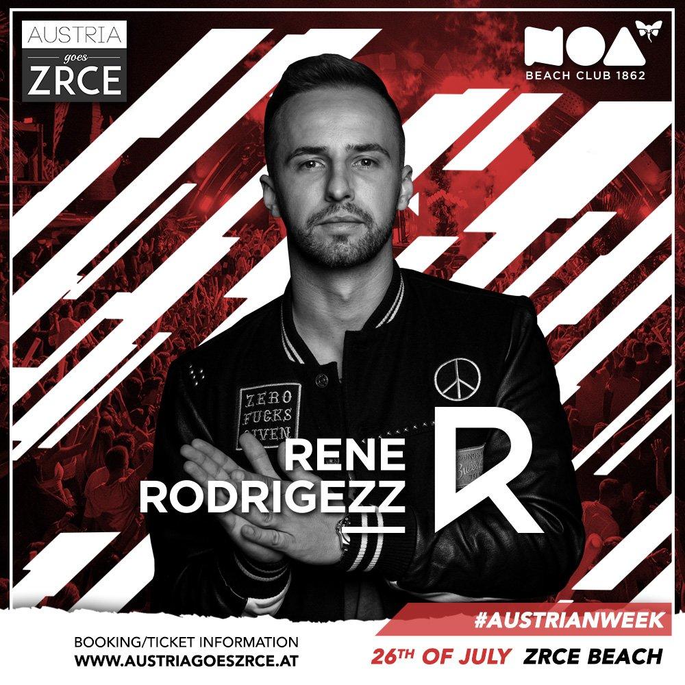 Rene Rodrigezz 26.7.2019 klub Noa