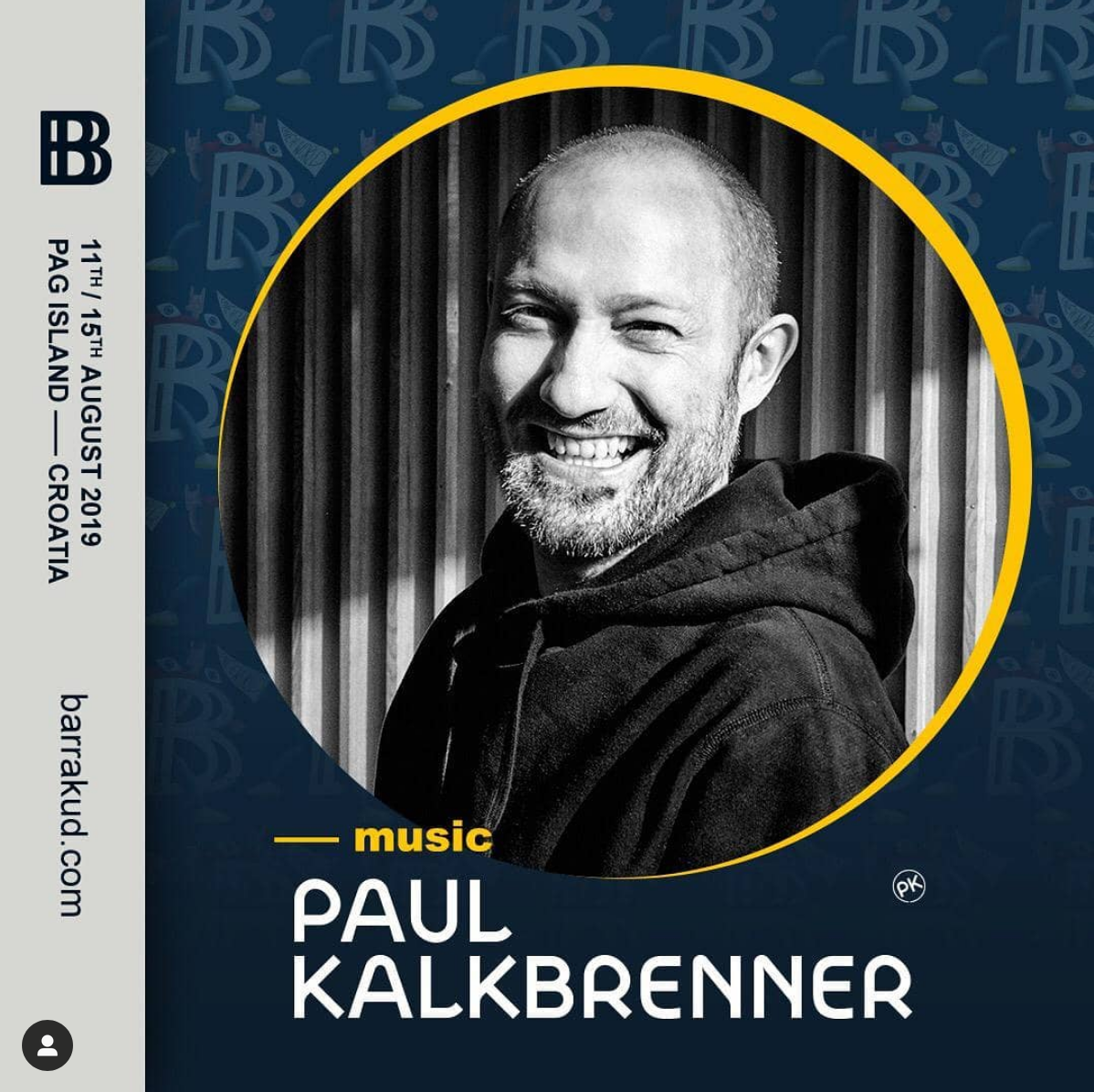 Paul Kalkbrenner 13.8. v klube Papaya