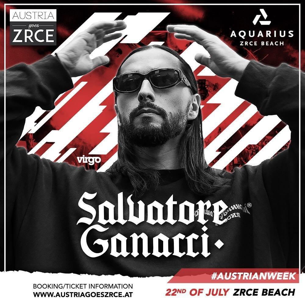 Salvatore Ganacci 22.7.2019 Aquarius