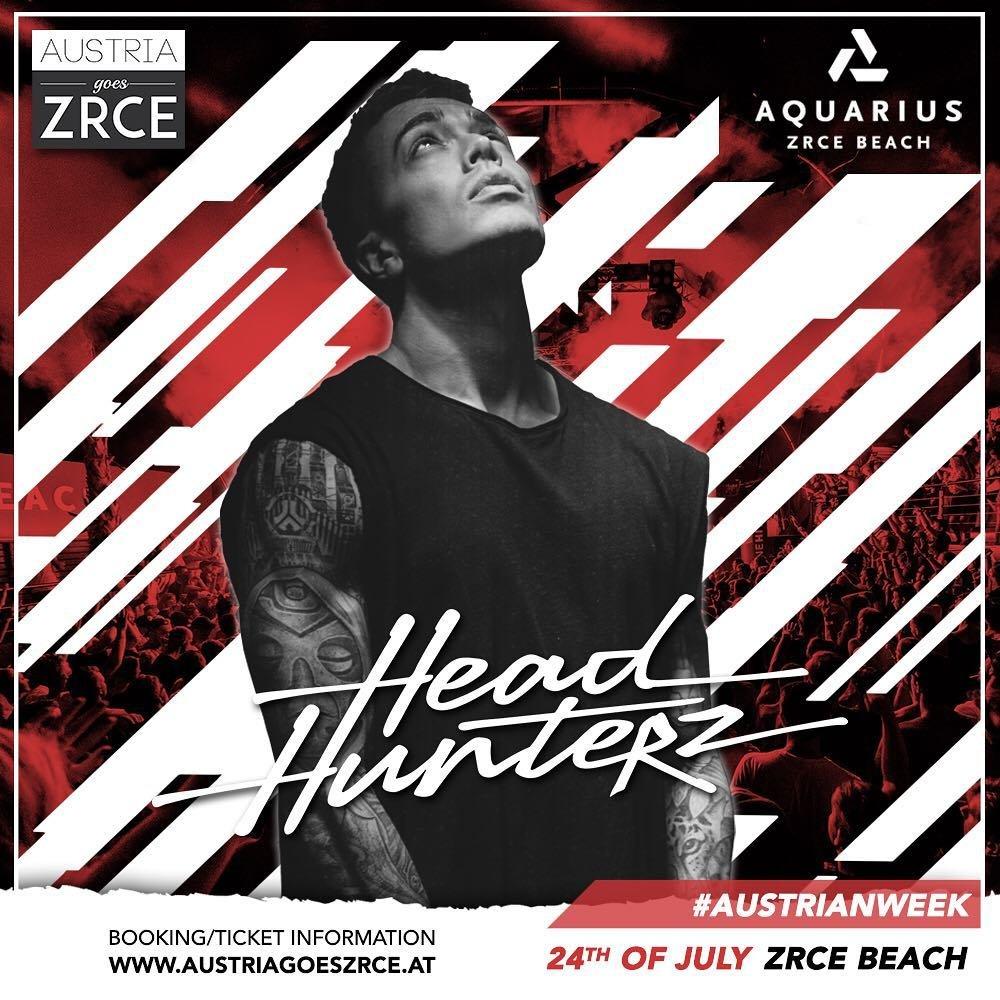 Head Hunterz 24.7.2019 Aquarius
