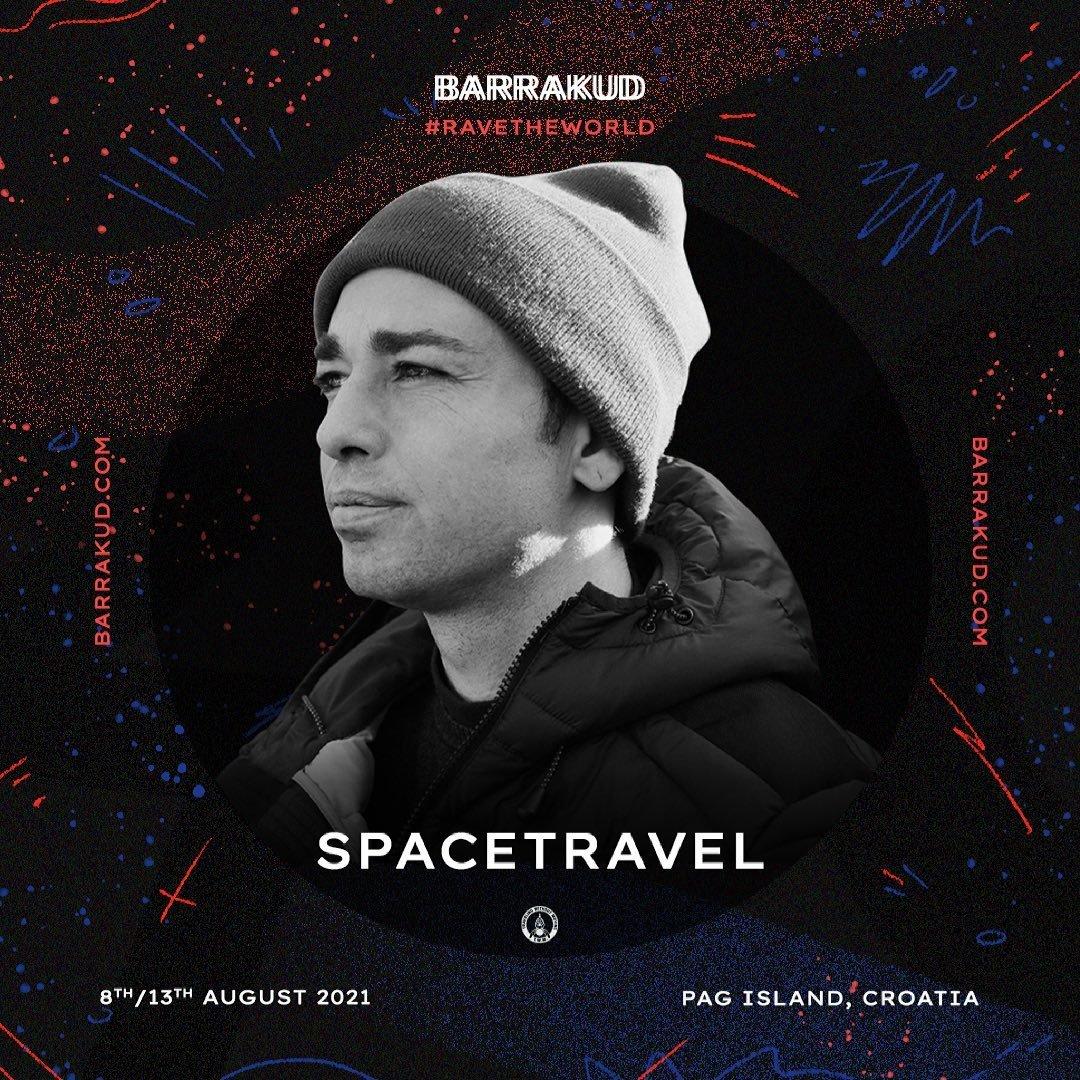 BARRAKUD Festival 2021 SpaceTravel