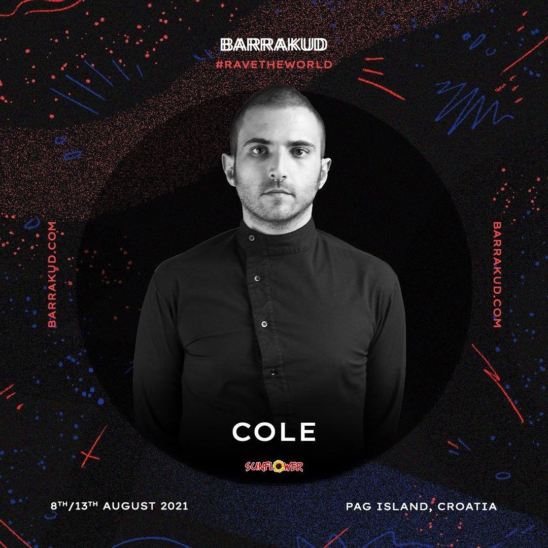 BARRAKUD Festival 2021 Cole